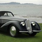 Long, elegant and uniquely Italian: 1938 Alfa Romeo 8C 2900B, one of our Top 10 Classic Cars