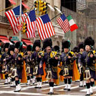Boston is renowned for holding the first St. Patrick's Day Parade back in 1737