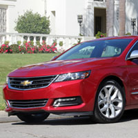 GAYOT's Car of the Month in November 2013 is the smart and very spaceous 2014 Chevrolet Impala 2LTZ