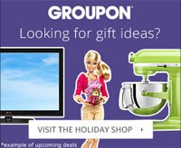 This Week's Hottest Groupon Gifts