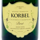 Korbel's first Organic Brut. Inexpensive and versatile.