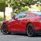 The 2013 Nissan GT-R Black Edition, a super-fast high-performance coupe on GAYOT's list of Top 10 Fun to Drive Cars