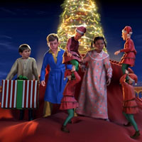 """The Polar Express"" is a magical trip to the North Pole and back that both kids and their parents will enjoy"