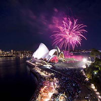 Join Sydneysiders and more than 1.5 million visitors and be one of the first in the world to bid farewell to 2013 and usher in 2014
