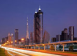 Dubai is now home to the world's tallest hotel – the JW Marriott Marquis Hotel Dubai. See photos!