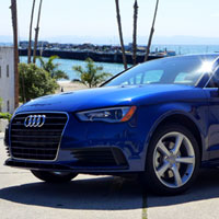 The luxurious, turbocharged 2015 Audi A3 Sedan 2.0T quattro - GAYOT's Car of the Month April 2014