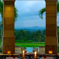 Amanjiwo in Indonesia, one of our Top 10 Romantic Spas in the World