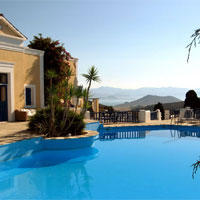 Lefkes Village Hotel in Paros, Greece, one of GAYOT's Top 10 Value Hotels in the World