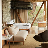 We're enamored with Singita Lebombo Lodge in South Africa's Kruger National Park
