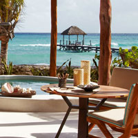 Viceroy Riviera Maya, a sanctuary of 41 villas