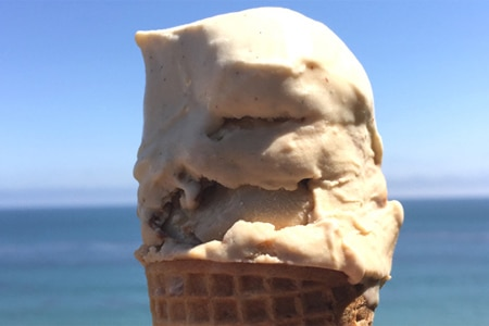 Beat the heat with a scoop of ice cream, gelato or creamy frozen custard
