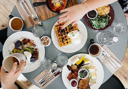 Find out the best places to go for Mother's Day brunch