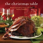 The Christmas Table cookbook also features a menu for a Chrismukkah dinner!