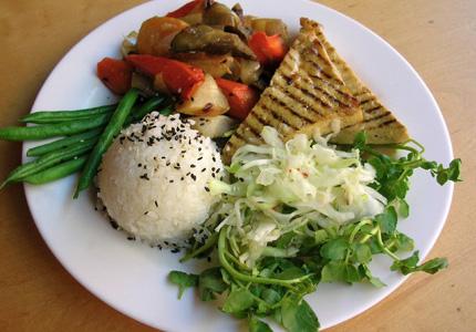 Angelica Kitchen in New York, one of GAYOT's Top Vegetarian Restaurants