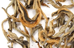 Adagio's Golden Yunnan is a black tea that is unexpectedly complex and quickly addictive
