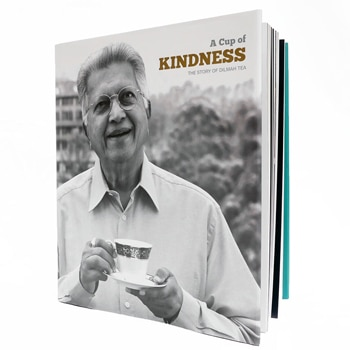 A Cup of Kindness: The Story of Dilmah Tea