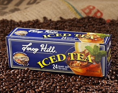 Leroy Hill Iced Tea is great for making traditional Southern sweet tea