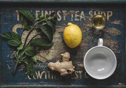 Tea has several antioxidants
