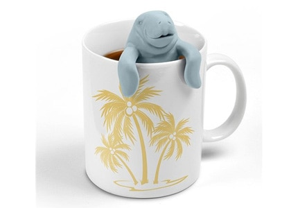 The ManaTea Infuser is one of GAYOT's featured tea products