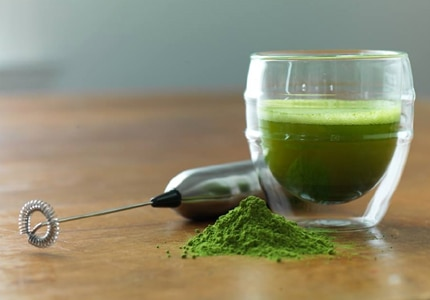 Learn about the unique form of caffeine found in matcha, a traditional Japanese drink