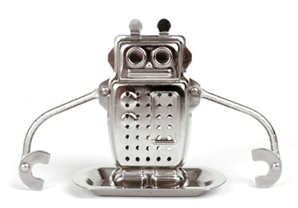 Check out Robot Tea Infuser