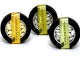 Sencha Naturals Green Tea Mints in Delicate Pear, Original and Lively Lemongrass flavors