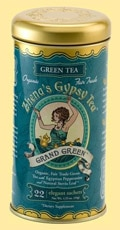 Gypsy Tea's Grand Green Tea