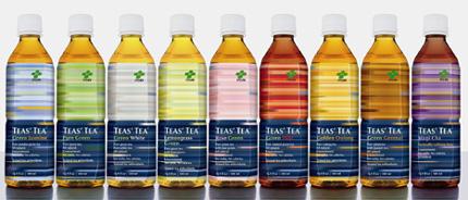 Ito En's Teas