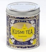 Kusmi Tea's Anastasia Black Tea Blend