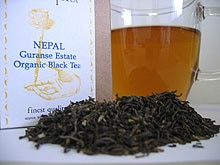 SerendipiTea Guranse Estate Organic Black Tea