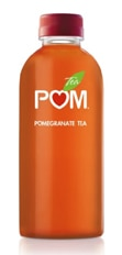 A bottle of Pom Tea has no added sugars, preservatives or artificial colors, little to no caffeine, and boasts a dosage of polyphenols, one of the most potent antioxidants