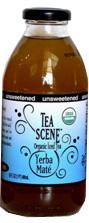 Tea Scene's Yerba Maté organic iced tea