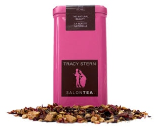 Tracy Stern's SALONTEA - The Natural Beauty Brew