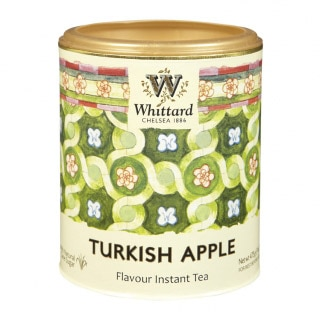 Whittard Instant Turkish Apple Tea is inspired by the traditional Turkish brew