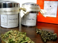 Teas from the Tea Garden & Herbal Emporium in Los Angeles