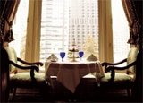Enjoy high tea at the Ritz-Carlton, San Francisco