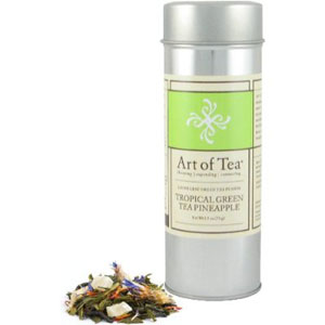 Art of Tea Tropical Green Tea Pineapple