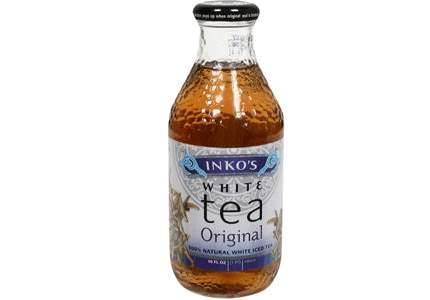 Inko's White Tea, one of GAYOT's Top 10 Iced Teas