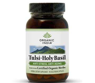 Tulsi, a sacred herb from India, is one of GAYOT's Top 10 Stress Busters