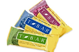 Tzu Thé Green Tea Nutrition T-Bar flavors