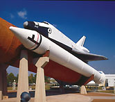 Explore the history of space travel at the U.S. Space and Rocket Center