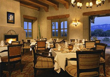 The Corn Maiden Salon at the Hyatt Regency Tamaya Resort & Spa in Santa Ana Pueblo, New Mexico