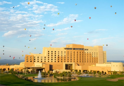 Book a room at the Sandia Resort & Casino in Albuquerque, New Mexico