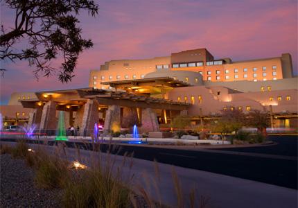 Sandia Resort & Casino in Albuquerque, New Mexico
