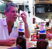 Anthony Bourdain in Singapore