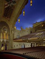 Inside the Fox Theatre