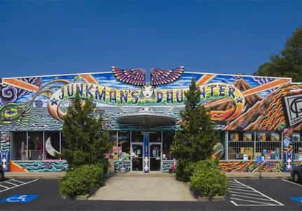 Junkman's Daughter shop in Atlanta, Georgia
