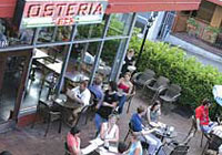 Osteria 832 at the Virginia Highland Shopping Area
