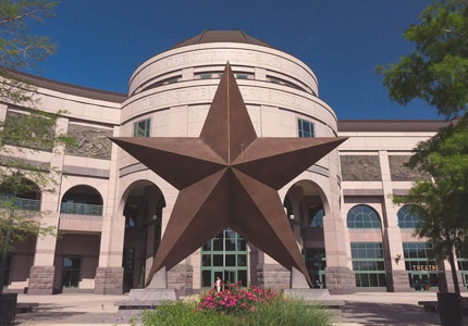 The Bullock Texas State History Museum