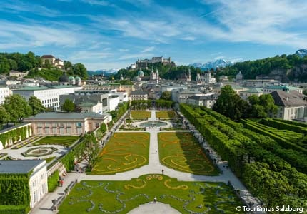 The city of Salzburg, Austria, is the birthplace of Wolfgang Amadeus Mozart